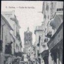 Postales: ZAFRA (BADAJOZ).- CALLE DE SEVILLA. Lote 32249560