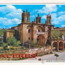 Postales: POSTAL DE IGLESIA DE SAN FRANCISCO - CACERES - ARRIBAS - 2010. Lote 32507517