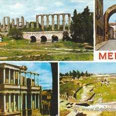 Postales: MERIDA, RUINAS ROMANAS, EDITOR: ARRIBAS Nº 29. Lote 32531962