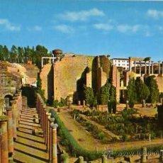 Postales: MÉRIDA Nº 69 TEATRO ROMANO JARDINES EDICIONES ARRIBAS SIN CIRCULAR . Lote 33117511