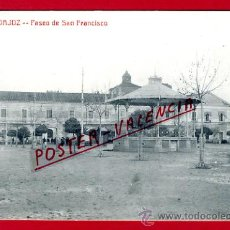 Postales: POSTAL BADAJOZ, PASEO DE SAN FRANCISCO , ORIGINAL, P71468. Lote 33369890