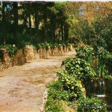 Postales: BADAJOZ - PARQUE DE LA LEGIÓN - EDICIÓN ARRIBAS - POSTAL. Lote 33597634