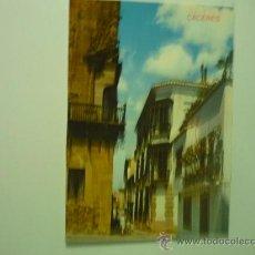 Postais: POSTAL CACERES-2053 PALACIO DE GODOY-BALCON. Lote 33813324