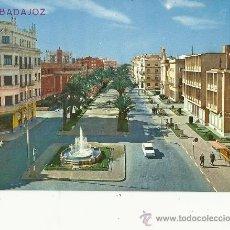 Postales: POSTAL DE BADAJOZ.CIRCULADA. Lote 34404594