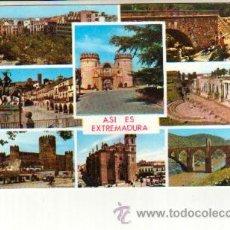 Postales: POSTAL SIN CIRCULAR DE VISTAS EXTREMEÑAS EDITOR ARRIBAS. Lote 34638510