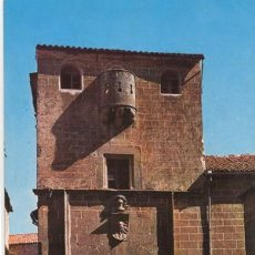 Postales: POSTAL DE *CÁCERES. LA CASA DEL SOL* - AÑO 1968 -- SIN CIRCULAR. Lote 34976094