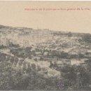 Postales: MONASTERIO DE GUADALUPE.- VISTA GENERAL DE LA VILLA Y MONASTERIO.. Lote 35171533