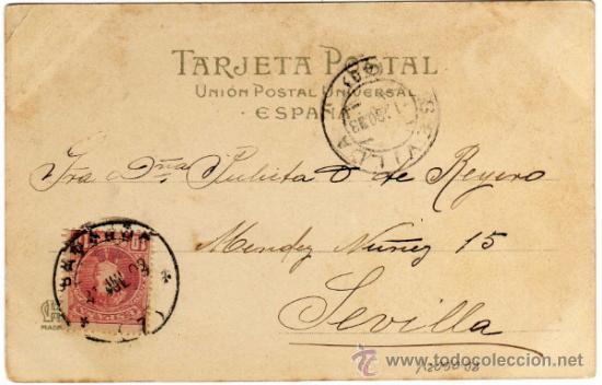 Postales: BONITA POSTAL - BADAJOZ - LA CATEDRAL - Foto 2 - 36360944