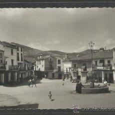 Postales: GUADALUPE - 4 - PLAZA DEL GENERALISIMO - EDICIONES GARCIA GARRABELLA - (16645). Lote 37805547