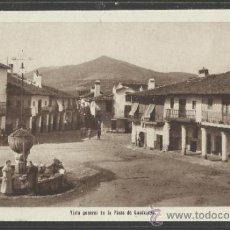 Postales: GUADALUPE - VISTA GENERAL DE LA PLAZA - FOTO RODRIGUEZ - (16674). Lote 37832188