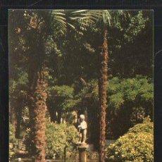 Postales: TARJ. POSTAL DE ALMENDRALEJO - JARDINES DE LA PIEDAD. 28. BEASCOA. Lote 37932241