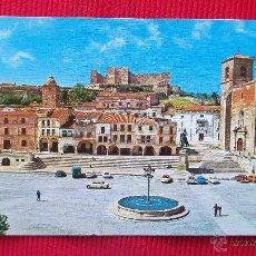 Cartoline: PLAZA MAYOR - TRUJILLO - CACERES. Lote 39505091