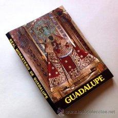 Postales: GUADALUPE - REAL MONASTERIO DE GUADALUPE - 11 POSTALES. Lote 39672890
