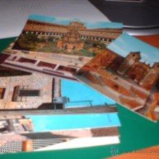 Postales: LOTE DE 8 POSTALES DE CÁCERES. AÑOS 60 Y 70. Lote 40973857