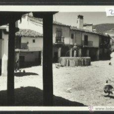 Postales: GUADALUPE - 6- FUENTE DE LOS TRES CHORROS - GARCIA GARRABELLA - (2350). Lote 41171156