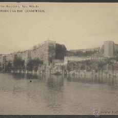 Postales: MERIDA - 6- MURALLAS DEL CONVENTUAL - HAUSER Y MENET - (19593). Lote 41715259