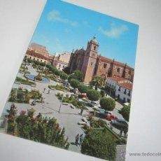 Postales: POSTAL-ESPAÑA-BADAJOZ-DON BENITO-1970-PLAZA DE ESPAÑA-CIRCULADA-.. Lote 42579601