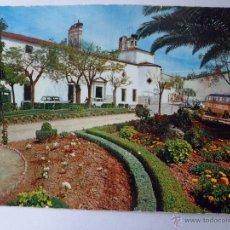 Postales: MERIDA. PLAZA DE QUEIPO DE LLANO. BADAJOZ. POSTAL CIRCULADA. Lote 42585621
