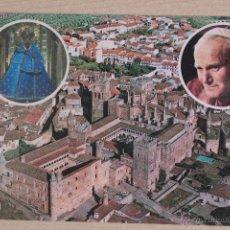 Postales: POSTAL ANTIGUA DE GUADALUPE (CÁCERES). Lote 43141154