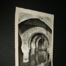 Postales: CACERES PALACIO DE LAS VELETAS ALJIBE ARABE EDICIONES ARRIBAS Nº 75. Lote 43818866