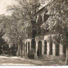 Postales: BAÑOS DE MONTEMAYOR-CACERES. Lote 44037303