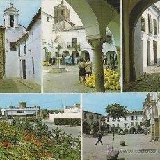 Postales: ZAFRA (BADAJOZ), EDITOR: FITER EN EL AÑO 1969. Lote 45517992