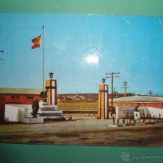 Postales: ANTIGUA POSTAL SANTA ANA - C.I.R. Nº3 - UNA VISTA DEL CAMPAMENTO - CACERES. Lote 46056202