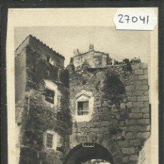 Postales: CACERES - PUENTE ROMANO - ED· ARRIBAS - (27041). Lote 46299084