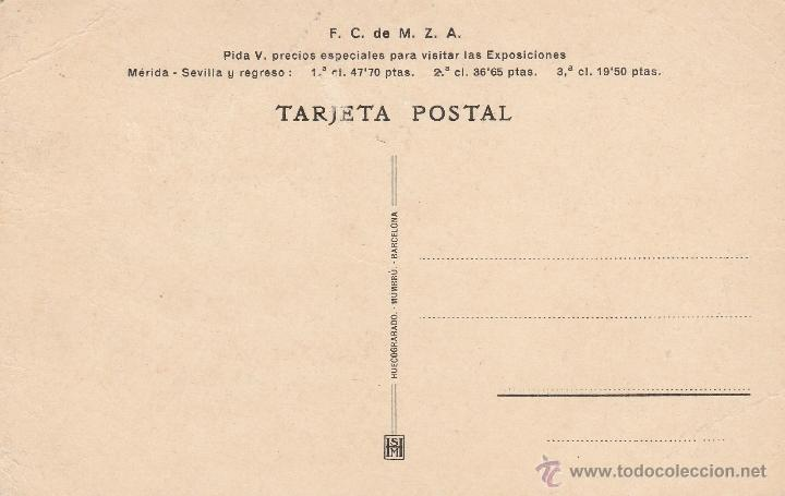 Postales: Reverso - Foto 2 - 46302928