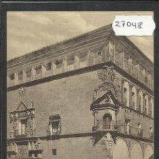 Postales: TRUJILLO - PALACIO DEL DUQUE DE S. CARLOS - A.DURAN - (27048). Lote 46334391