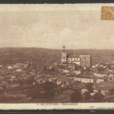 Postales: ALCANTARA - 9 - VISTA PARCIAL - FOTO MESTRE HURTADO- (27059). Lote 46335257