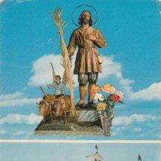 Postais: Nº 18287 POSTAL GRANJA DE TORREHERMOSA BADAJOZ SAN ISIDRO LABRADOR PATRON. Lote 46414656