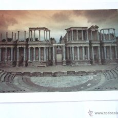 Postales: POSTAL BADAJOZ - MERIDA - TEATRO ROMANO - 1997 - SIN CIRCULAR TECNIGRAF - GALAN . Lote 47147428