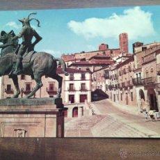 Postales: POSTAL DE TRUJILLO, PLAZA MAYOR. Gª GARRABELLA.. Lote 47403586