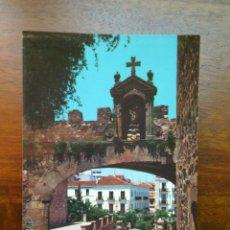 Postales: CÁCERES, ARCO DE LA ESTRELLA. ARRIBAS.. Lote 47403713