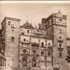 Postales: Nº 2451 FOTO DE MONASTERIO DE GUADALUPE CACERES PALOMEQUE MADRID. Lote 47545671