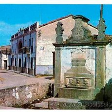 Postales: CACERES NAVALMORAL DE LA MATA FUENTE DE LOS CAÑOS VIEJOS ED. F.I.T.E.R. SIN CIRCUL. Lote 47610501