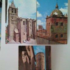 Postales: LOTE DE 3 POSTALES DE CÁCERES. NUEVAS. ARRIBAS Y Gª GARRABELLA.. Lote 47623543