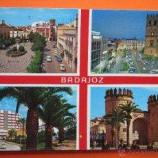 Postales: POSTAL - BADAJOZ - - ED. ARRIBAS - NO CIRCULADA. Lote 47648767