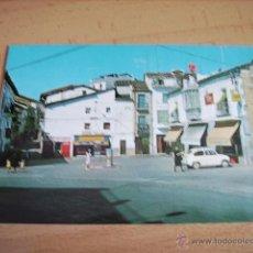 Postales: JARAIZ DE LA VERA ( CACERES ) PLAZUELA DEL CAÑITO. Lote 48351482