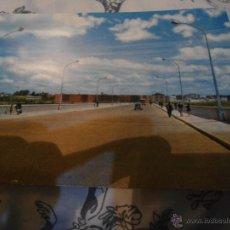 Postales: ANTIGUA POSTAL BADAJOZ - PUENTE NUEVO SOBRE RIO GUADIANA - NUMERO 2006 - EDICIONES ARRIBAS. Lote 48860910