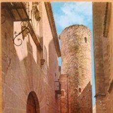 Postales: CACERES - TORRE DE CARVAJAL. Lote 49243787