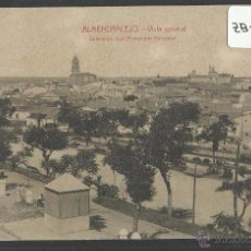 Postales: ALMENDRALEJO - VISTA GENERAL - COL· JOSE FERNANDEZ GONZALEZ - (ZB-2493). Lote 49512977