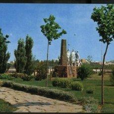 Postales: BADAJOZ - MONUMENTO A D. ADELARDO COVARSI. Lote 49787510