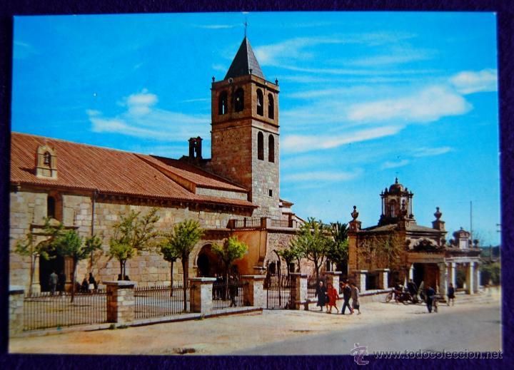 POSTAL DE MERIDA (BADAJOZ). EL HORNITO DE SANTA EULALIA. EDICIONES ARRIBAS. AÑOS 60 (Postales - España - Extremadura Moderna (desde 1940))