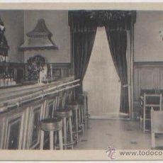 Postales: POSTAL PLASENCIA HOTEL ALFONSO VIII EL BAR CACERES EXTREMADURA. Lote 50694974