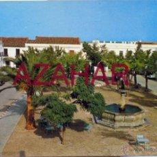 Postales: HERRERA DEL DUQUE, BADAJOZ, PLAZA DE ESPAÑA, FOTO RAFAEL. Lote 51379540
