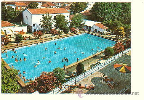 Ba os de montemayor c ceres piscina comprar postales for Piscina municipal caceres