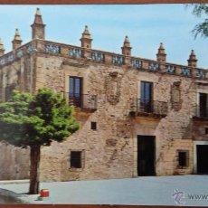 Postais: CÁCERES - Nº 85. PALACIO DE LOS VELETAS - EDICIONES ARRIBAS.. Lote 52214604