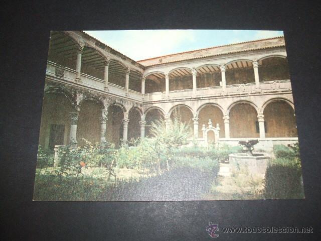 YUSTE CACERES ANGULO DEL CLAUSTRO PLATERESCO EDICIONES GRAFIPLAS (Postales - España - Extremadura Moderna (desde 1940))